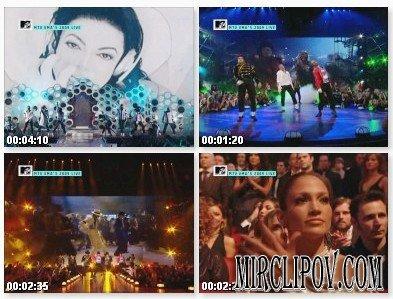 Janet Jackson - Live Perfomance (Michael Jackson Tribute, MTV VMA, 2009)