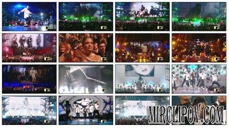 Janet Jackson - Medley Tribute (Live, MTV VMA, 2009)