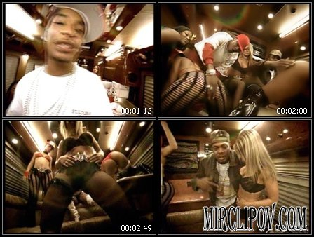 Chingy Feat. Lil Flip & Boozie - Balla Baby (Uncensored)