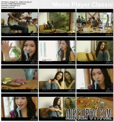 Aragaki Yui - Make My Day