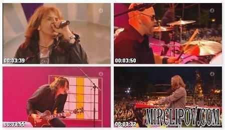 Europe - Medley (Live, Sommarkrysset, 2009)