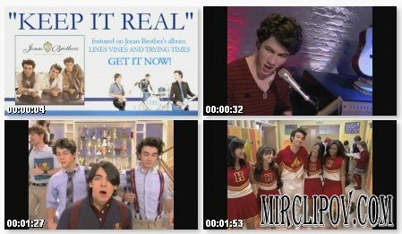 Jonas Brothers - Keep It Real