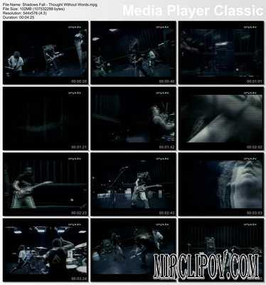 Shadows Fall - Thought Without Words
