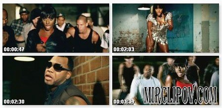 Flo Rida Feat. Alexandra Burke - Bad Boys