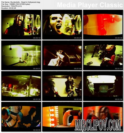 Murderdolls - Dead In Hollywood