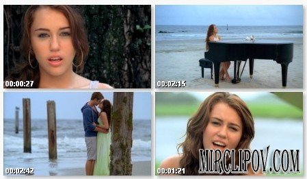 Miley Cyrus - When I Look To You