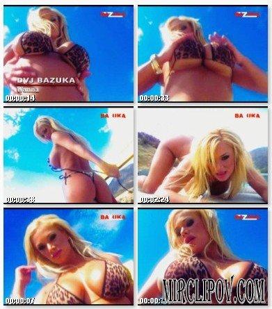 DVJ Bazuka - Wanna (Uncensored)
