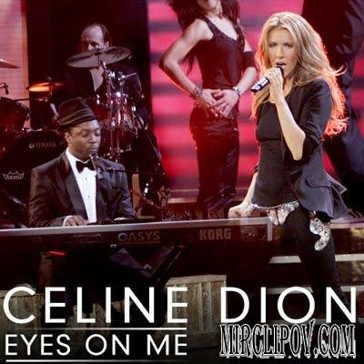 Celine Dion Feat. Will.I.Am - Eyes On Me (Live, CBS Special)
