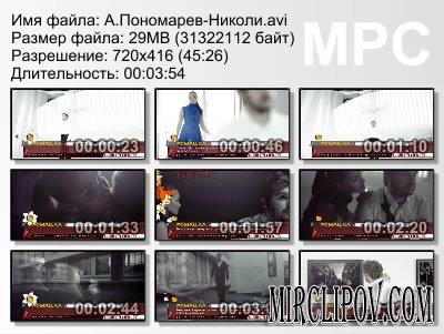 Aлександр Пономарев - Ніколи