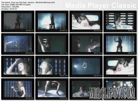 Paul van Dyk Feat. Jessica Sutta - Mentiras Blancas