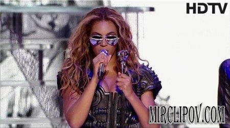 Beyonce -  Live Perfomance (Essence Music Festival, 2009)