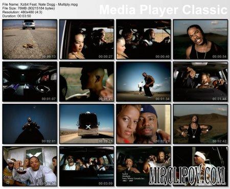Xzibit Feat. Nate Dogg - Mutiply