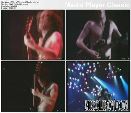 AC/DC - Let Get It Up