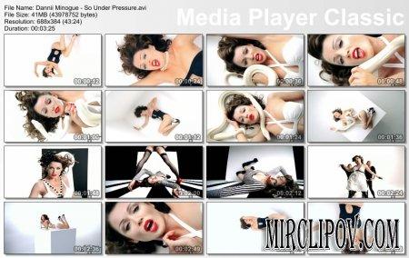 Dannii Minogue - So Under Pressure
