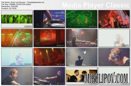 Armin Van Buuren - Supervideomix