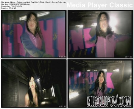 Noisia Feat. Bex Riley - Gutterpunk (Tiesto Remix)