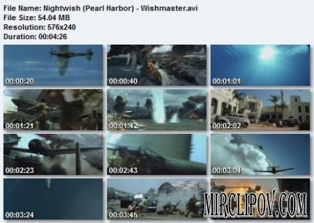 Nightwish - Wishmaster (OST Pearl Harbor)