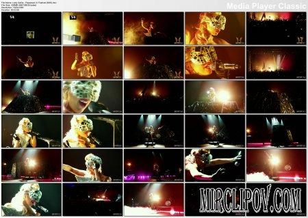 Lady Gaga - Paparazzi (Live, V Festival, 2009)