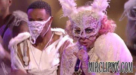 Lady GaGa - Paparazzi (Live, MTV VMA, 2009)