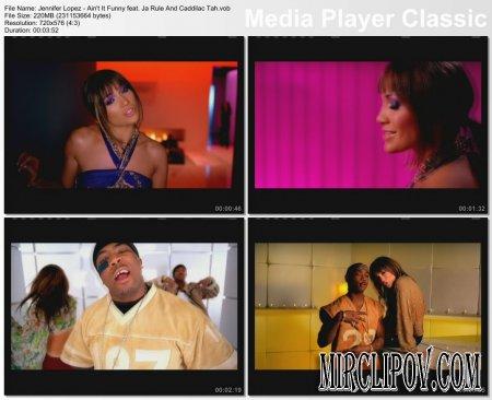 Jennifer Lopez Feat. Ja Rule & Caddilac Tah - Ain't It Funny