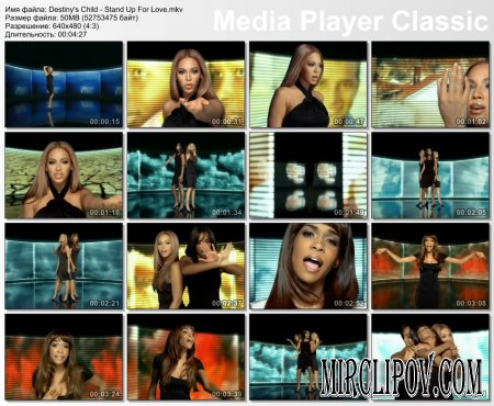 Destiny's Child - Stand Up For Love