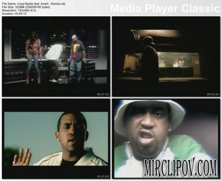 Lloyd Banks Feat. Avant - Karma