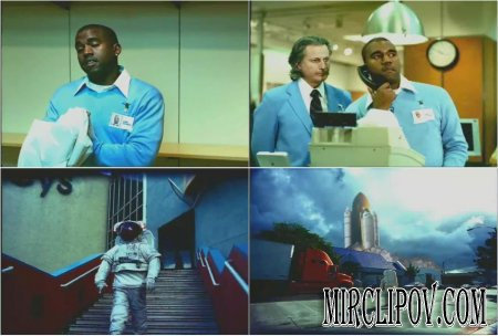 Kanye West Feat. GLC & Consequence - Spaceship