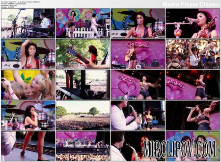 Katy Perry - Ur So Gay (Live, V festival, 2009)