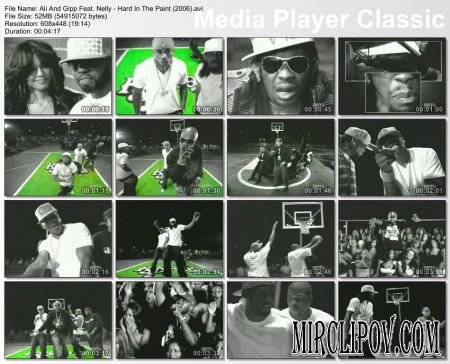 Ali And Gipp Feat. Nelly - Hard In The Paint