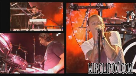 Linkin Park - New Divide (Live, Jimmy Kimmel)