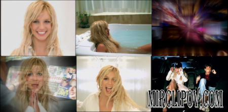 Britney Spears - Everytime (VJ Neton & DJ Valentin Showmix)