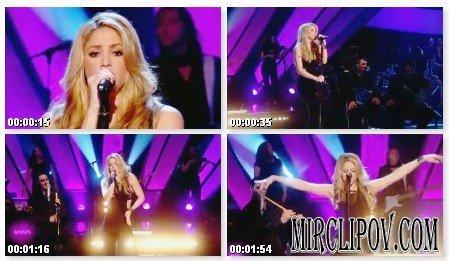 Shakira - Why Wait (Live)
