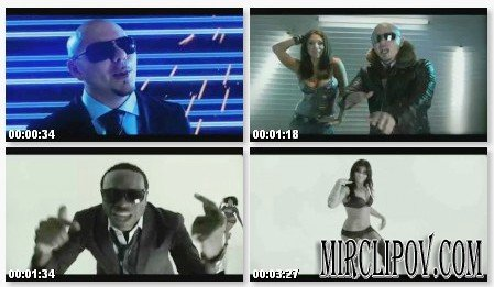 Pitbull Feat. Honorebel & Jump Smokers - Now You See