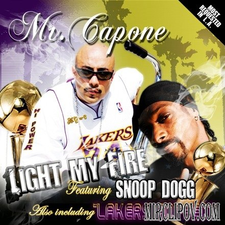Snoop Dogg & Mr. Capone-E - Light My Fire