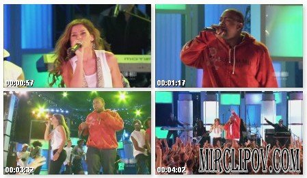 Nelly Furtado Feat. Timbaland - Promiscuous Girl (Live, MuchMusic)