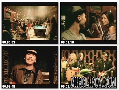 Santana Feat. Michelle Branch & The Wreckers - I'm Feeling You