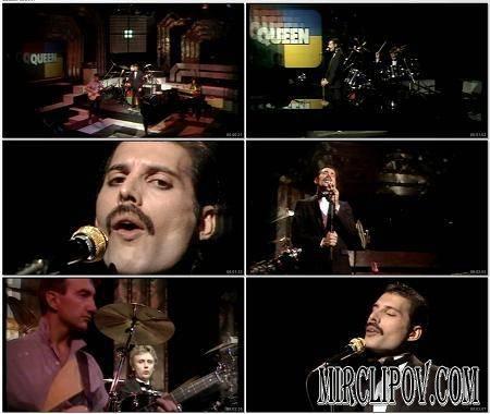 Queen - Las Palambras De Amor