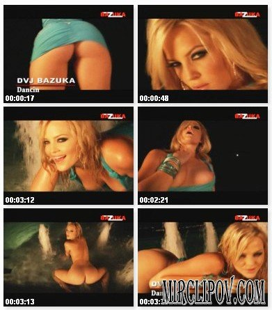 DVJ Bazuka - Dancin (Uncensored)
