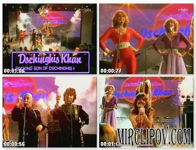 Dschinghis Khan - Rocking Son Of Dschinghis Khan