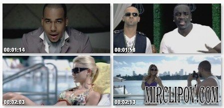 Aventura feat. Wisin y Yandel & Akon - All Up 2 You