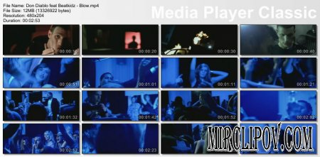 Don Diablo Feat. Beatkidz - Blow