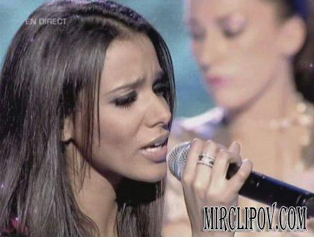 Shym - Femme De Couleur (Live, NRJ Music Awards, 2007)