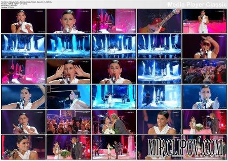 Nelly Furtado - Manos Al Aire (Live, Wetten, Dass, 03.10.09)