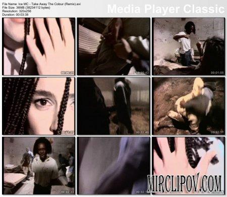 Ice MC - Take Away The Colour (Remix)