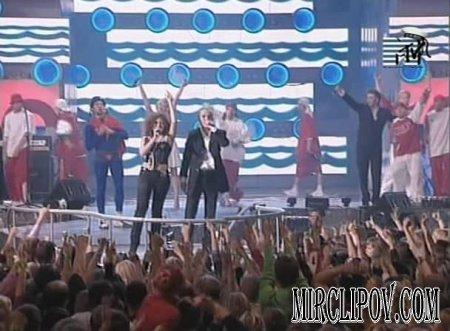 Банд'Эрос - Коламбия Пикчерс (Live, MTV RMA, 2006)