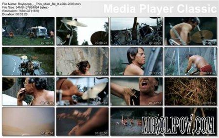Royksopp - This Must Be It