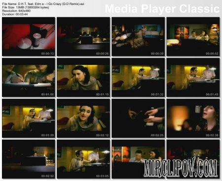 DHT Feat. Edme - I Go Crazy (D.D Remix)