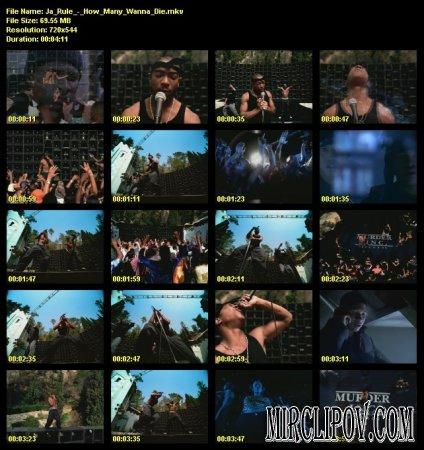 Ja Rule - How Many Wanna Die