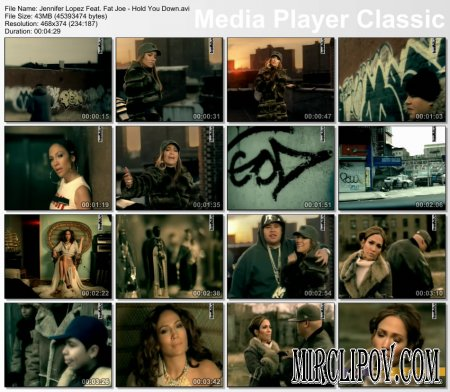 Jennifer Lopez Feat. Fat Joe - Hold You Down