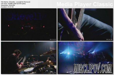 Chevelle - Live Perfomance (Norva)
